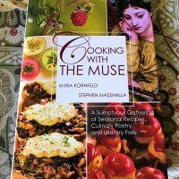Cooking with the Muse - a lovely warm book review for a cold, cold day