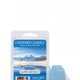 Country Candle Alpine Retreat Wosk Zapachowy 64g