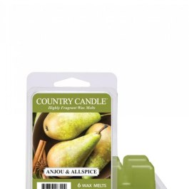 Country Candle Anjou & Allspice Wosk zapachowy 64g
