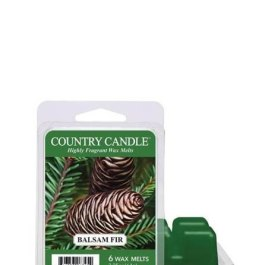 Country Candle Balsam Fir Wosk Zapachowy 64g
