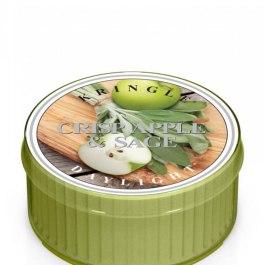 Kringle Candle Crisp Apple & Sage Świeczka zapachowa 35g