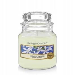 Yankee Candle MIDNIGHT JASMINE Mała Świeca Zapachowa 104g