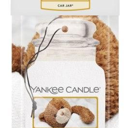 Yankee Candle SOFT BLANKET Zapach do samochodu