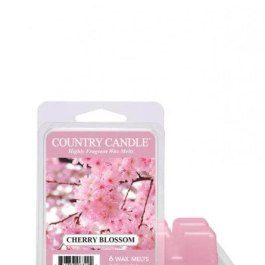 Country Candle Cherry Blossom Wosk Zapachowy 64g