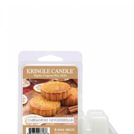 Kringle Candle Cardamom Gingerbread Wosk zapachowy 64g