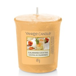 Yankee Candle CALAMANSI COCKTAIL Świeca Zapachowa Votive 49g
