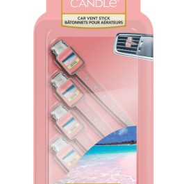 Yankee Candle PINK SANDS Car Vent Sticks