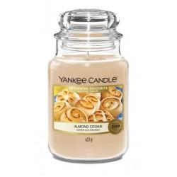 Yankee Candle ALMOND COOKIE Duża Świeca 623g