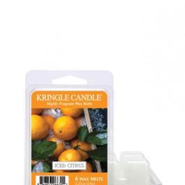 Kringle Candle  Iced Citrus Wosk zapachowy 64g