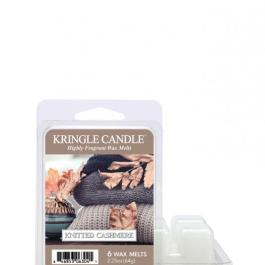 Kringle Candle Knitted Cashmere  Wosk zapachowy 64g