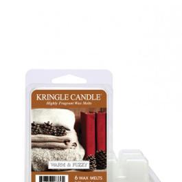 Warm and Fuzzy Wosk zapachowy 64g Kringle Candle