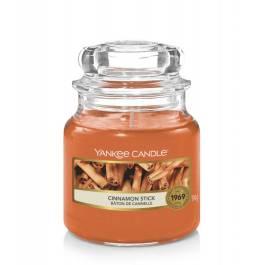 Yankee Candle CINNAMON SITCK Mała Świeca Zapachowa 104g