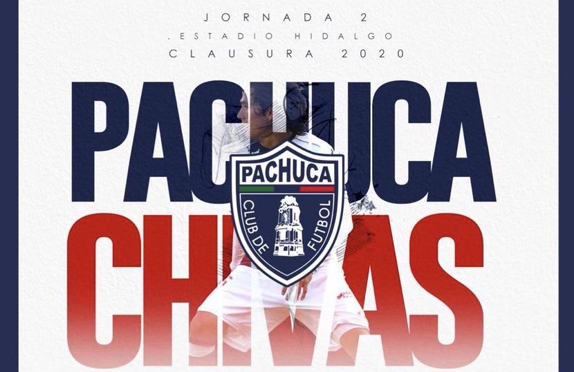 Pachuca vs Chivas boletos a la venta desde este lunes