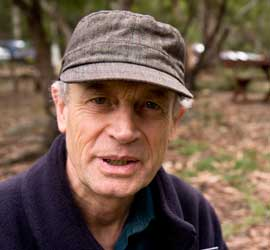 The work of Terry White was critical to permaculture's early development.