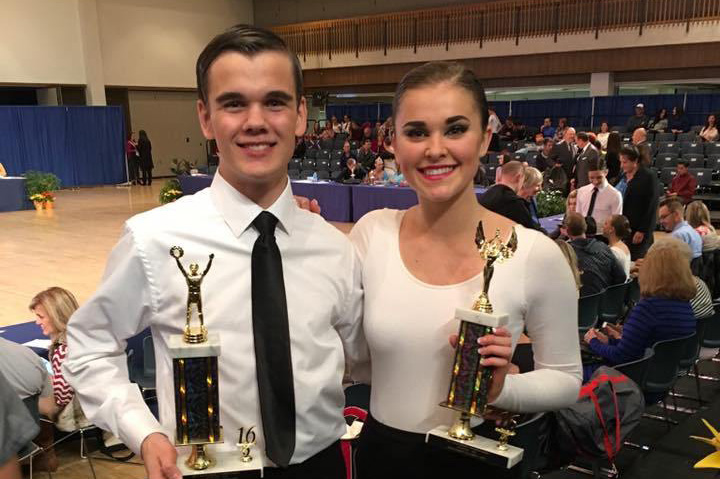 PBD Dancers Impress Judges at BYU November DanceSport