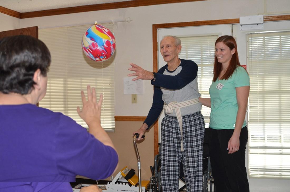 Rehabilitation Services at Pacific Care Center, Pacific, Missouri