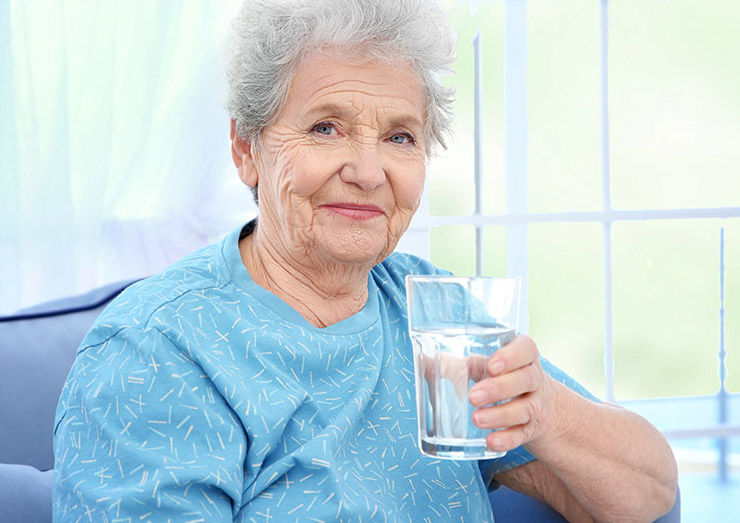 Hot Weather Tips for Seniors