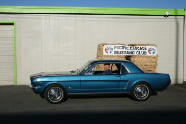 '64.5 Mustang Coupe