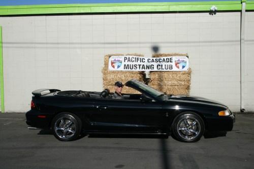 '96 Mustang Convertible