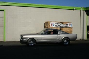 '66 Mustang Fastback