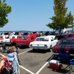 Mustangs on the Waterfront 2018