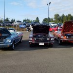 PCMC All Ford Show & Mustang Roundup - August 2017