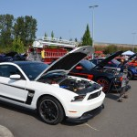 PCMC All Ford Show & Mustang Roundup 2018