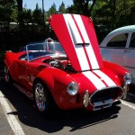 1965 AC Cobra Factory Five Replica