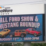 PCMC 32nd Annual All Ford Show & Mustang Roundup - August 2019