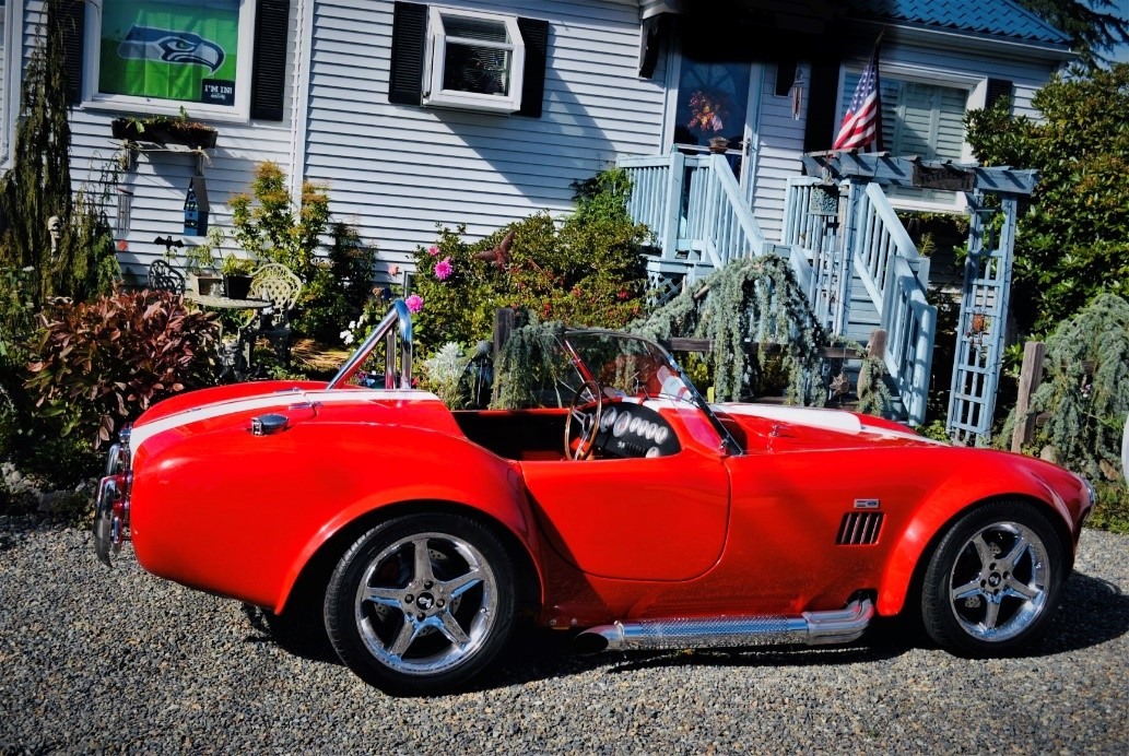 For Sale – Pacific Cascade Mustang Club