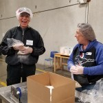 PCMC Volunteer Day at Northwest Harvest