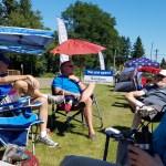 Club Caravan to Mustangs Off The Waterfront - July 2021
