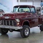 1955 Chevrolet 4x4 Pickup Pacific Classics