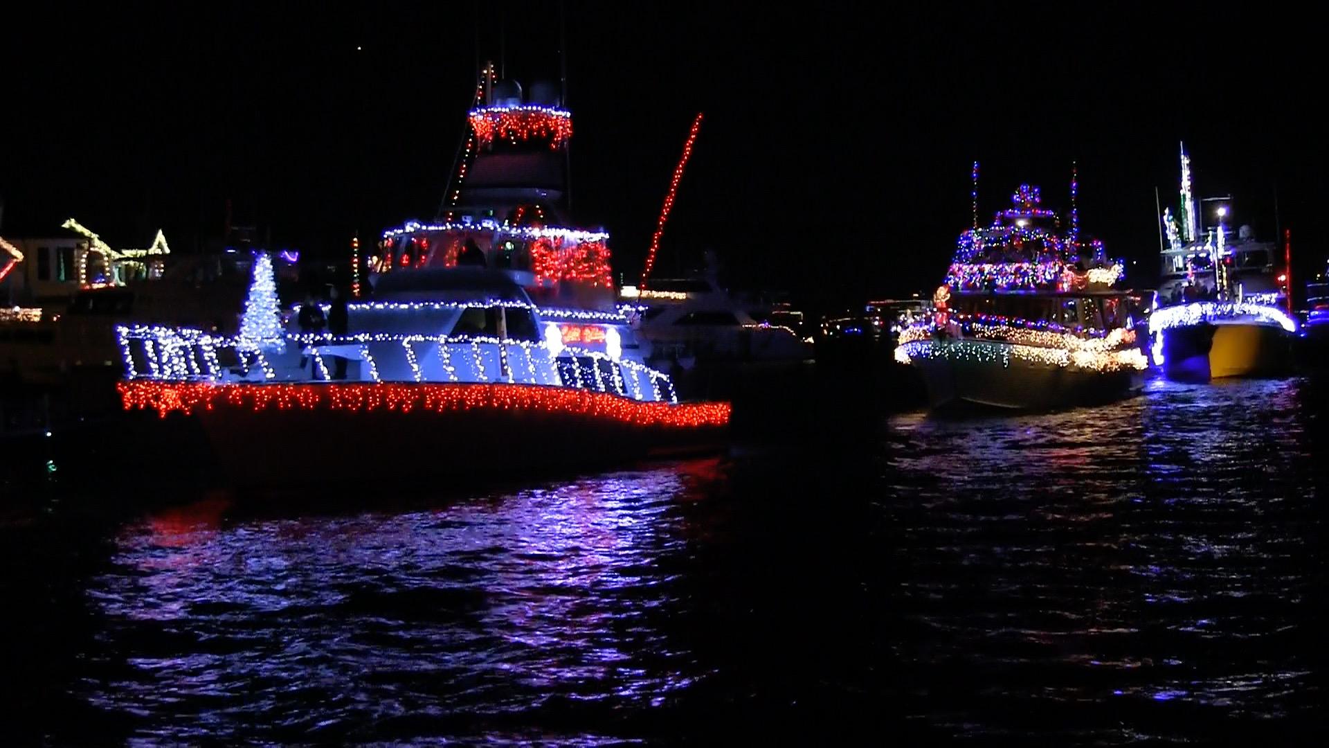 2014 Christmas Boat Parade Winners Pacific Coast Explorers