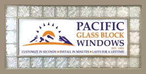 Ready-to-Install Glass Block Windows