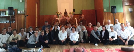 2016 Rahula Retreat Group Photo