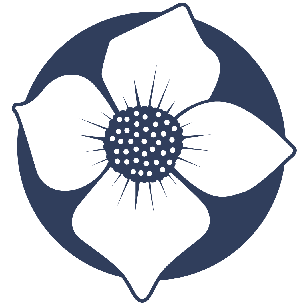 Sanghata dogwood flower favicon