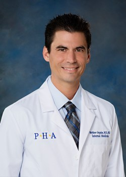 Matthew Gonzales, MD, PhD