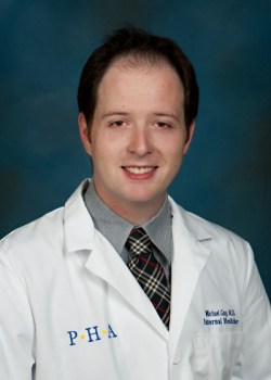 Michael Gray, MD, MBA