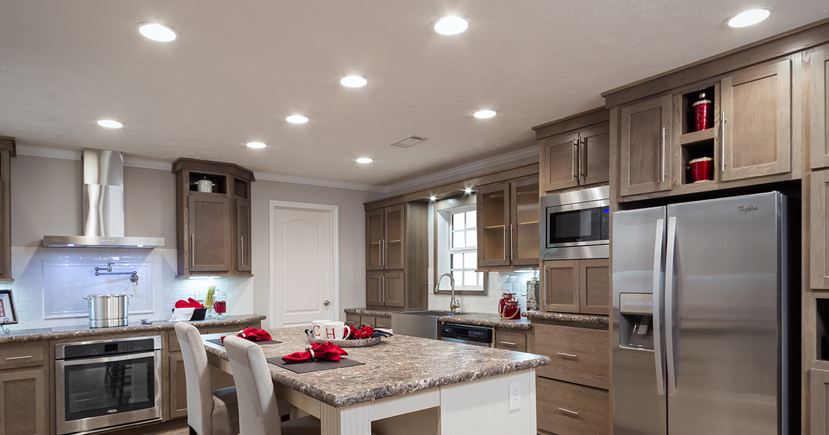 i m installing recessed lighting how