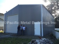 Benny's Crew very proud of their all Vertical unit #5657 installed in Fort Bragg, CA