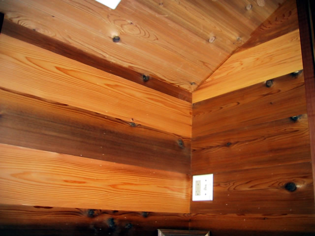 Reclaimed Shiplap Spruce Pine Brushed Shiplap Recycled