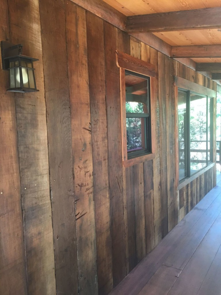 Redwood Barn Siding P Amp S Preview