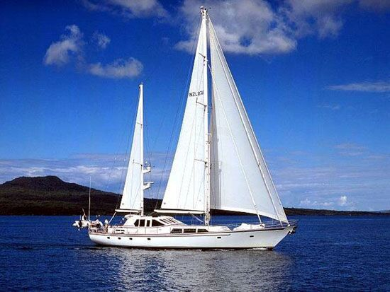 Sailing Yacht Pacific Northwest Pacific Northwest Yacht Charters