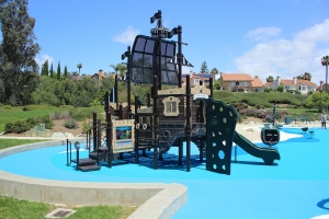 Ship Themed City of Laguna Niguel Clipper Cove Park