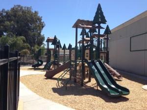El Cajon church playground equipment