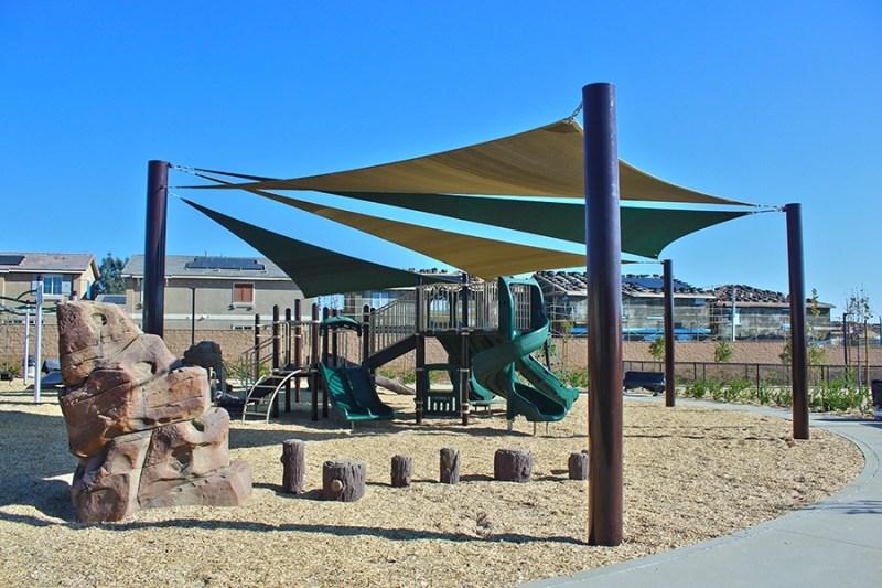 Custom Design Playground Gabriella Park