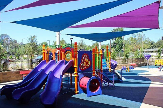 San Diego church playground equipment