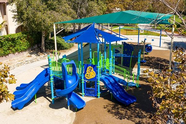 Ladera Ranch Orange County playground equipment