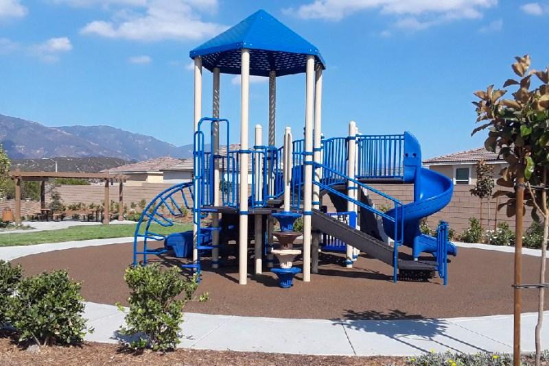Rosena Ranch San Bernardino playground equipment